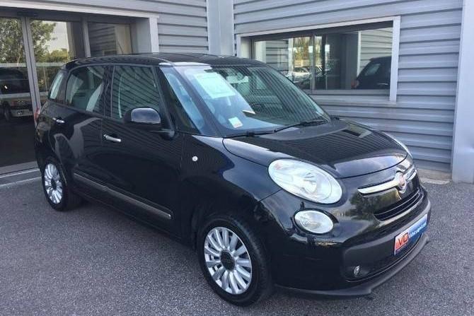 Vente Fiat 500l 1 3 Multijet 16v 85ch Popstar 5 Portes Annee